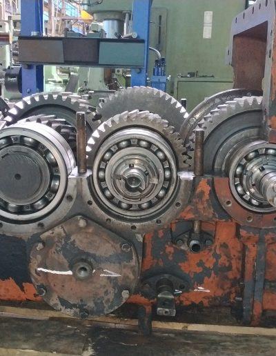 Hidromechanikus hajtómű felújítás