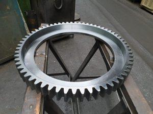 RING GEARS Ø=762; Z=62; M=12;